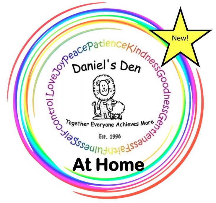 Daniel's Den at Home logo
