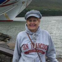 Photo of Jackie Oliver (Session leader)